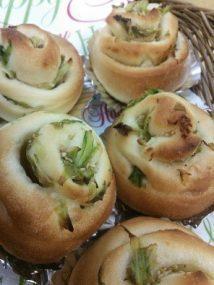 キャベツパン