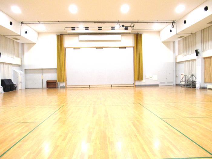 区民ホール 2枚目の写真